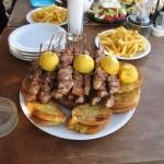 Qué comer en Grecia