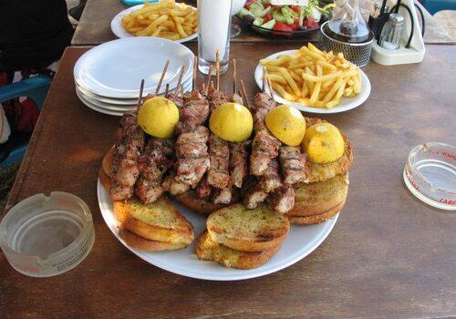 Qué comer en Grecia 4