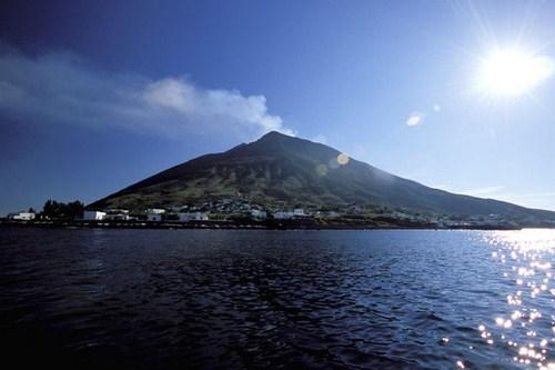 Stromboli, la isla del volcán en Sicilia 1