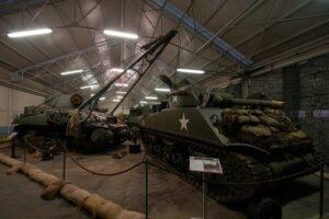 Centro de Interpretación de la Segunda Guerra Mundial en Bastoña 7