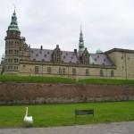 El Castillo de Kronborg en Dinamarca, la fortaleza de Hamlet