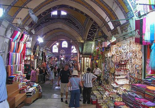 De compras por Estambul 2