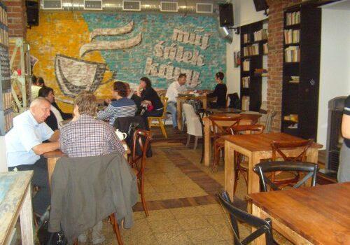 Los mejores cafés de Praga 7