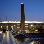 La Tate Modern, museo de arte moderno en Londres