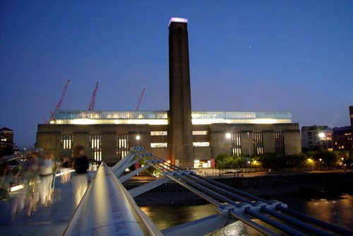 La Tate Modern, museo de arte moderno en Londres 3