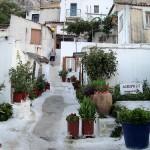 Anafiotika, barrio con encanto en Atenas