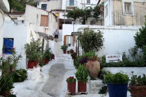 Anafiotika, barrio con encanto en Atenas 4