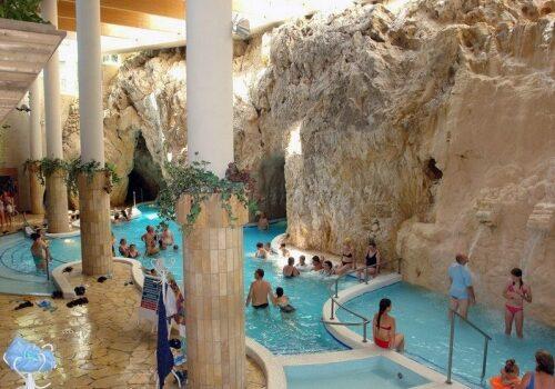 Balnearios y spas en Hungría 5