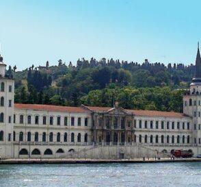 El Museo Naval Turco en Estambul 2