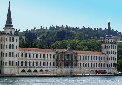 El Museo Naval Turco en Estambul 1