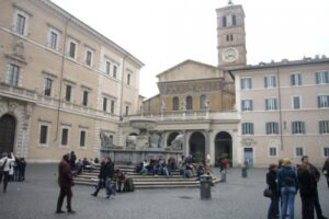 Santa Maria in Trastevere