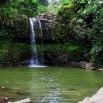 Senderismo en la isla de Maui, Hawai