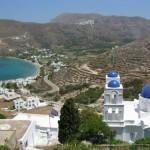 Amorgós, paraíso griego en el Egeo