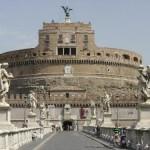 El Castillo de San Angelo en Roma