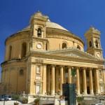 El milagro de la Catedral de Mosta en Malta