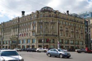 Los hoteles más caros y exclusivos de Moscú 4