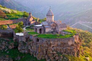 El Monasterio de Tatev en Armenia  3