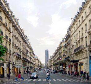 La Rue de Rennes, de compras en París 2