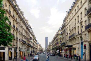 La Rue de Rennes, de compras en París 7