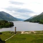Loch Shiel, el lago de Harry Potter en Escocia