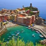 Vernazza, la postal de la Cinque Terre en Italia