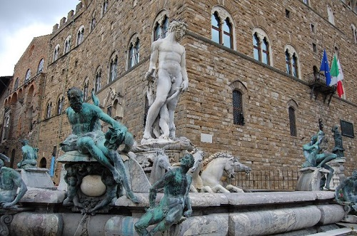 Piazza della Signoria de Florencia