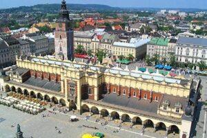 Cracovia, el destino turístico europeo de moda 2