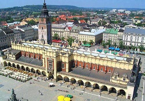 Cracovia, el destino turístico europeo de moda 1