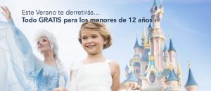 Promoción especial Disneyland Paris®