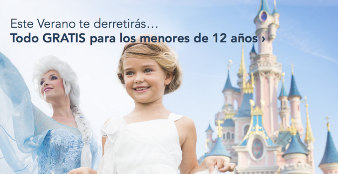 Promoción Disneylandparis