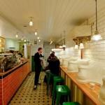 Cafetería The Attendant en Londres