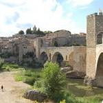 Besalú, pueblo bonito de España