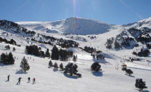 4 Lugares para esquiar en los Pirineos