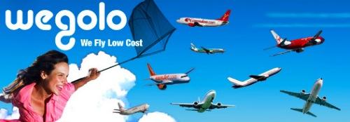 Wegolo, buscador de vuelos baratos, low cost. 2