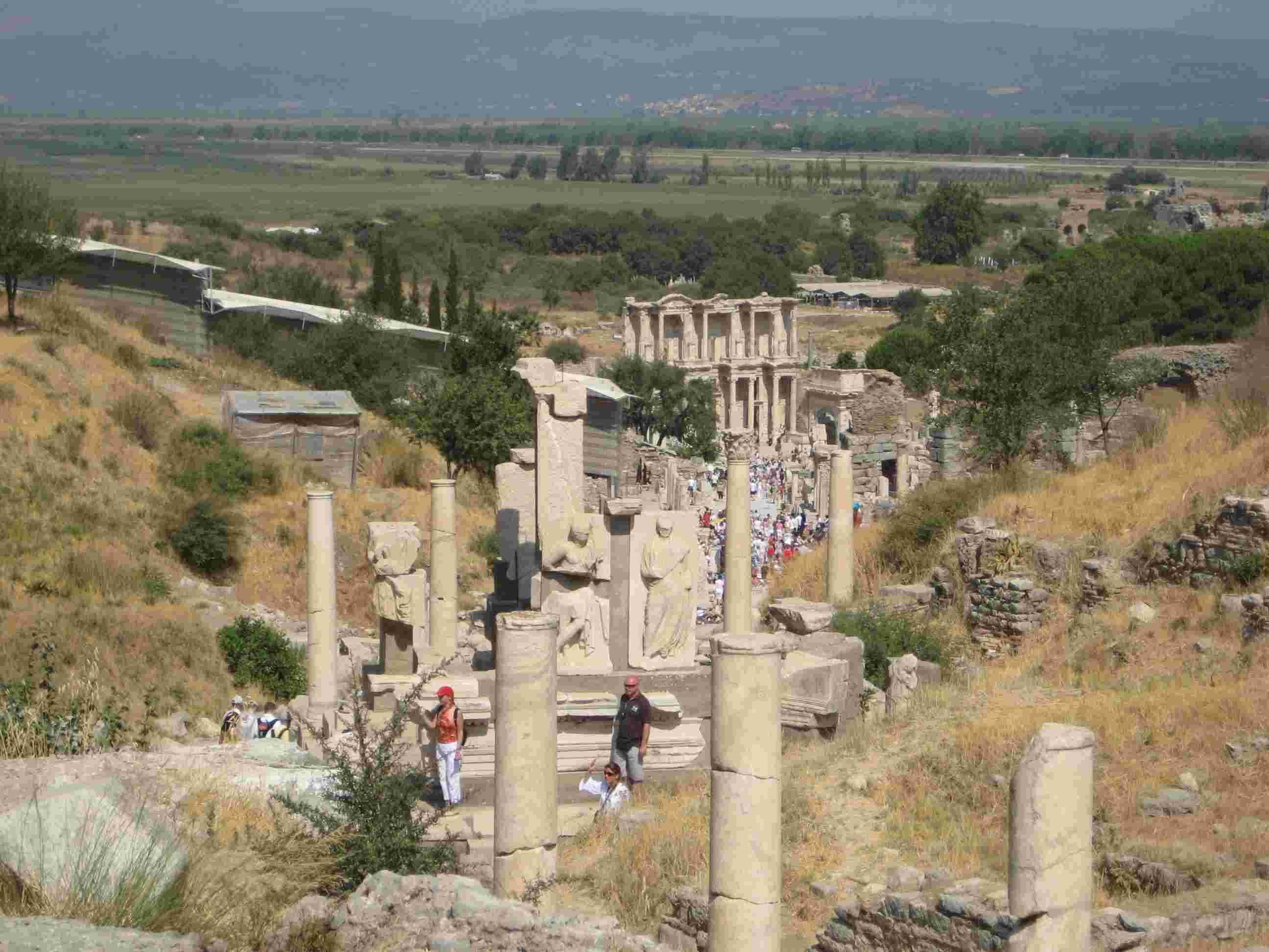 Kusadasi y las ruinas de Efeso. 2