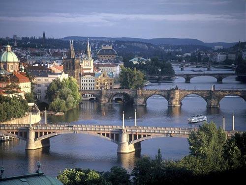 Praga, un mágico cuento de hadas 1