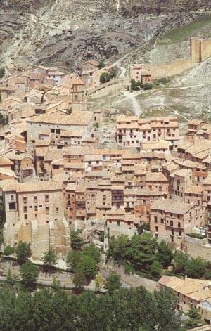 El tiempo se detuvo en Albarracín 5