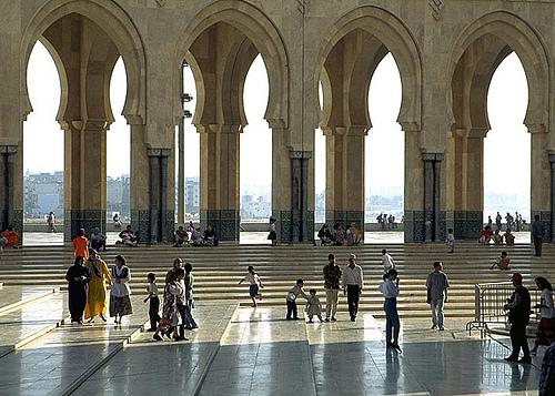 Casablanca, el misticismo de los siglos 6