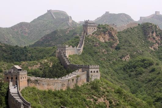 La Gran Muralla China, la grandeza de la historia 1