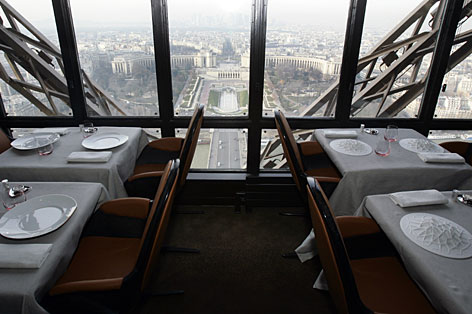 Restaurante Julio Verne