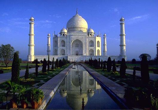 El Taj Mahal, símbolo del amor 4