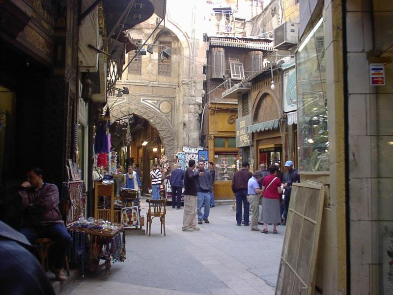 El Cairo antiguo, la voz eterna de los siglos 4