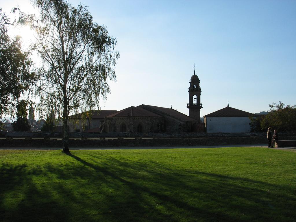 El Parque de Bonaval, un remanso de paz en Santiago de Compostela 1
