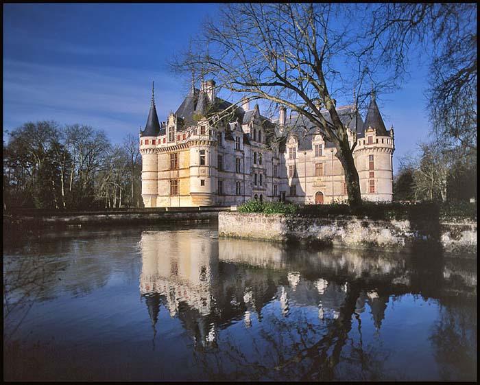 Los mejores castillos del Valle del Loira francés 1