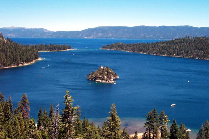 El Lago Tahoe en Estados Unidos, vacaciones para todos 3