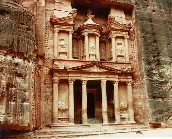 Petra, un paraíso de belleza en Jordania 5