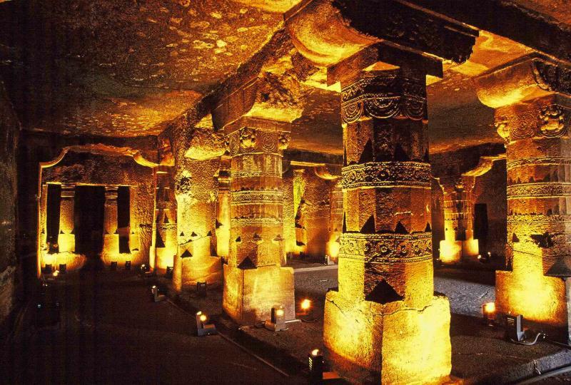 Las Cuevas de Ajanta, el mágico secreto de la India 4