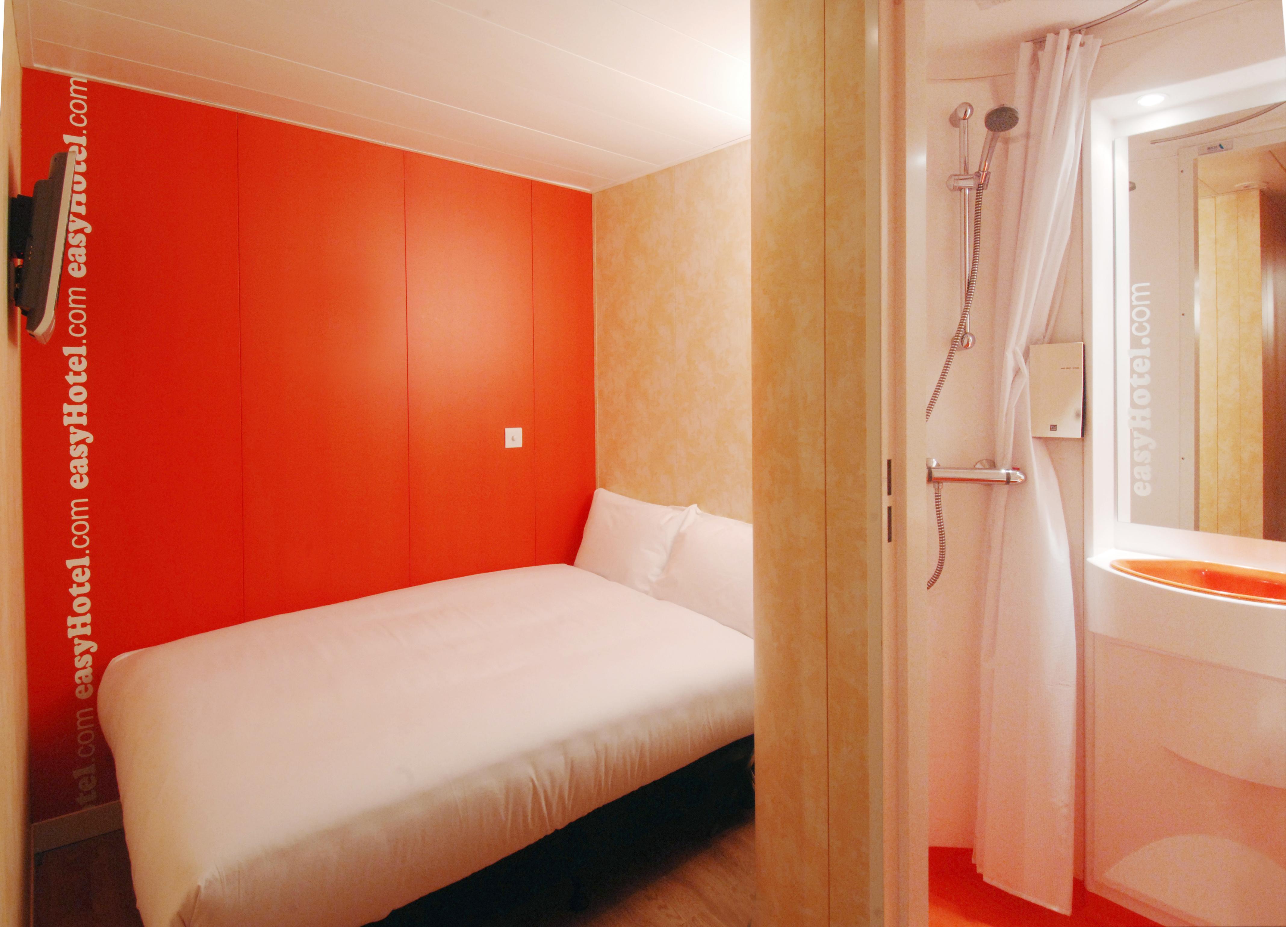 EasyHotel, alojamiento de bajo coste en Londres 2
