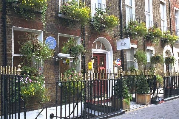Los hoteles más baratos del centro de Londres 4