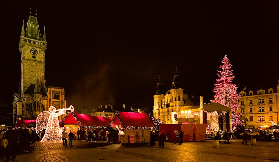 Navidades en Praga, el colorido de la magia 13